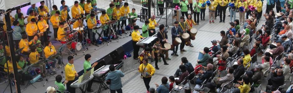 第6回音楽祭フィナーレ・センターコート